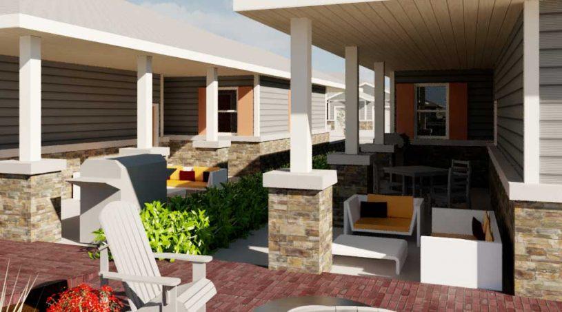 Pittsburg, Kansas Creekside Villas